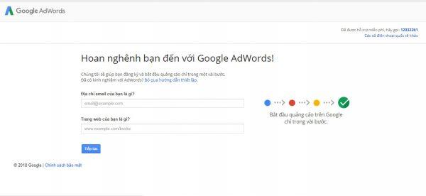 Hướng Dẫn Tự Chạy Quảng Cáo Google Adwords - Google Ads Mới 1